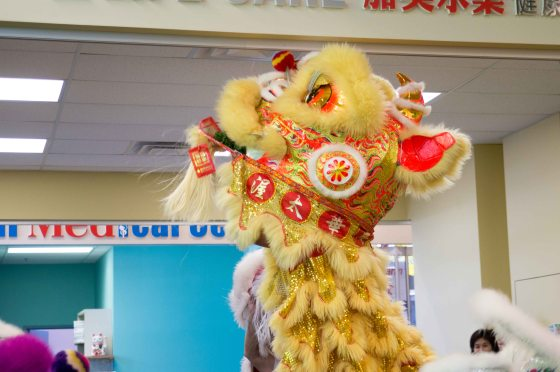 Lion Dance T&T Supermarket Feb 2013-9