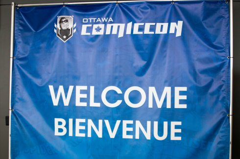 Ottawa Comiccon 2013