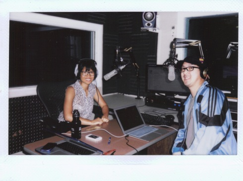 Lenny and Jenna Instax
