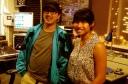 With Jenna