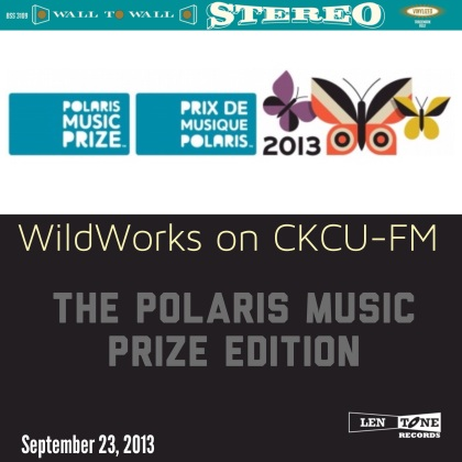 WildWorks Sept 23 Vinyl