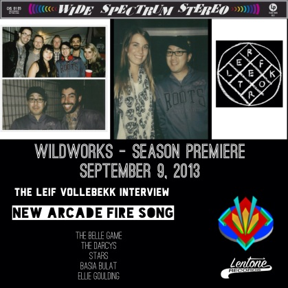 WildWorks Vinyl New Season-1
