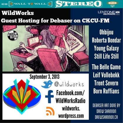WildWorks Vinyl September 3