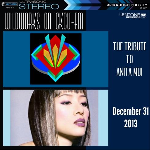 WildWorks Vinyl December 30 Anita Mui