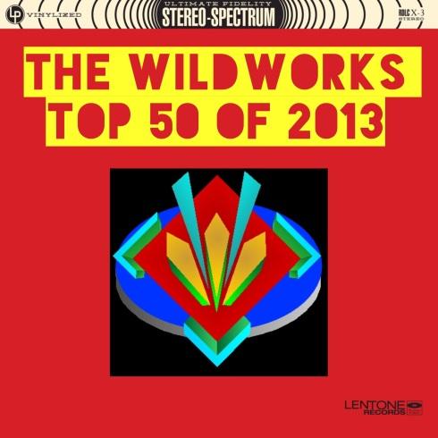 WildWorks Year End 2013 Vinyl v2