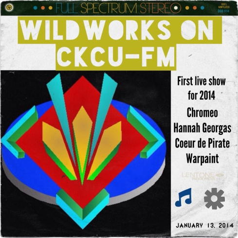 WildWorks Vinyl January 13, 2014