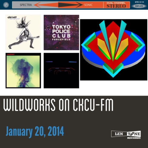 WildWorks Vinyl January 20, 2014