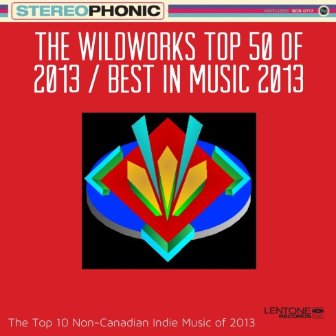 WildWorks Vinyl Top 10 Jan 6