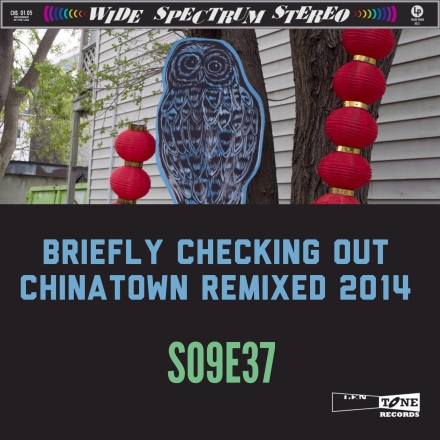 Chinatown Remixed 2014 Cover