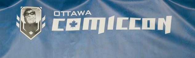 Ottawa Comiccon 2014 Day 2 Banner