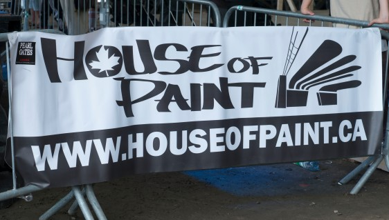 House of Paint 2014 Banner