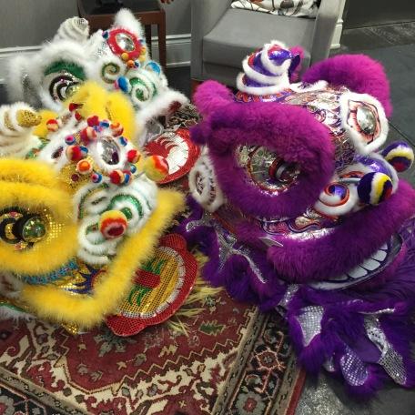 CNY2015 Lions