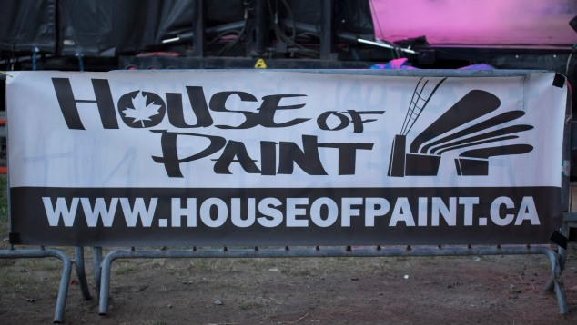 House of Paint 2015 Main