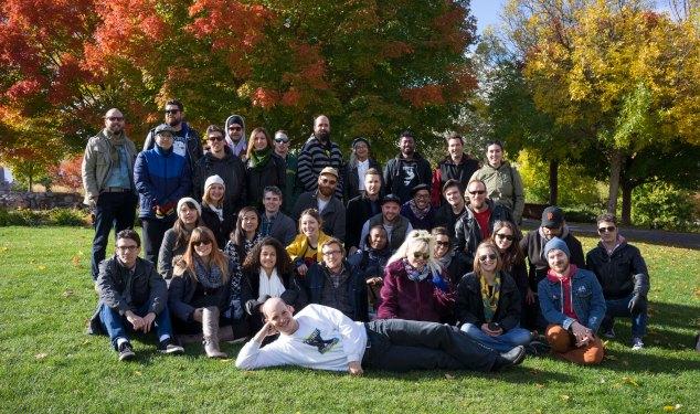 Ottawa Music Scene Class of 2015
