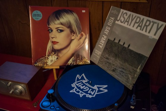 Basia Bulat You Say Party Vinyls