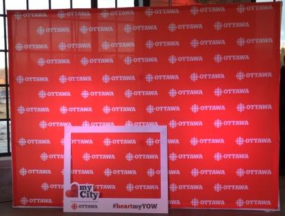 CBC Ottawa #heartmyYOW