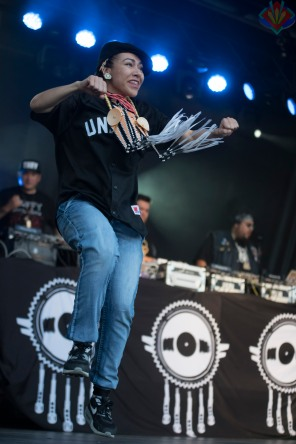 A Tribe Called Red at ODBF-9