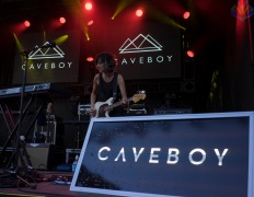 Caveboy at Glow Fair-2