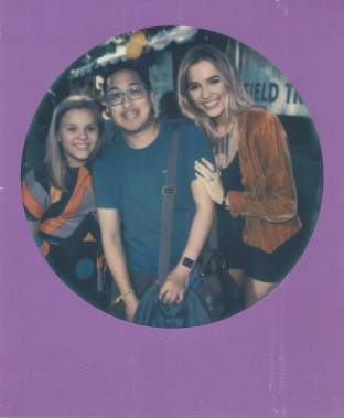 Impossible Round with Lennon and Maisy at Field Trip