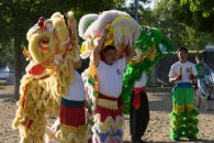 Lion Dance at 2016 Ottawa Dragon Boat Festival-2
